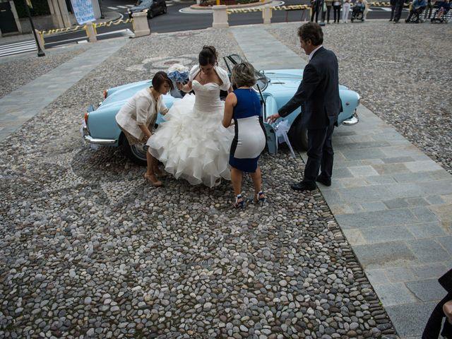 Il matrimonio di Dario e Isabella a Ranica, Bergamo 12