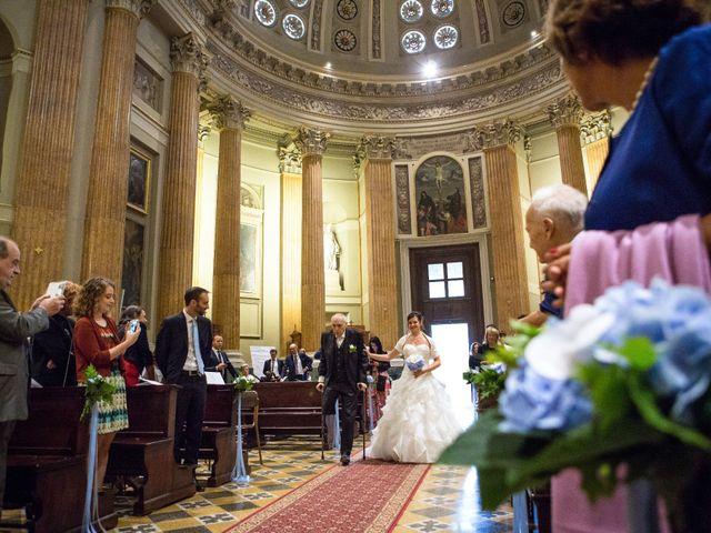 Il matrimonio di Dario e Isabella a Ranica, Bergamo 13