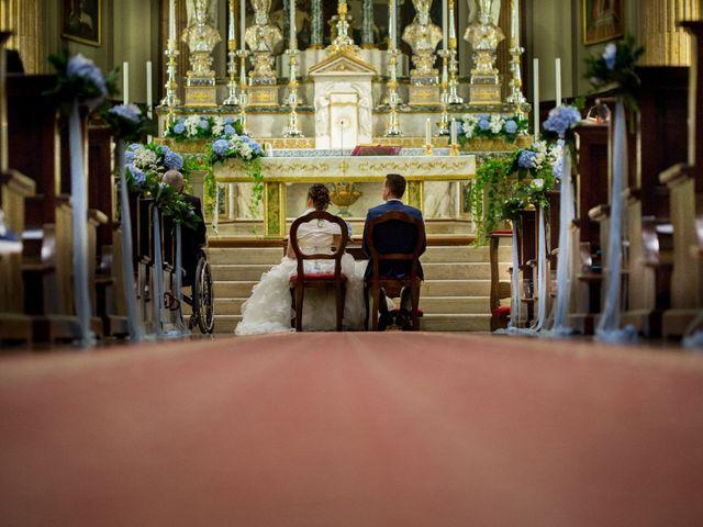 Il matrimonio di Dario e Isabella a Ranica, Bergamo 16