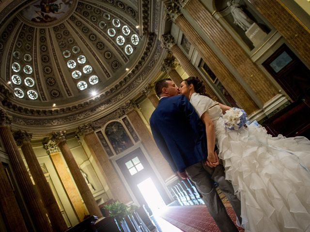 Il matrimonio di Dario e Isabella a Ranica, Bergamo 20