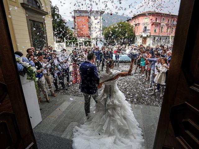 Il matrimonio di Dario e Isabella a Ranica, Bergamo 21