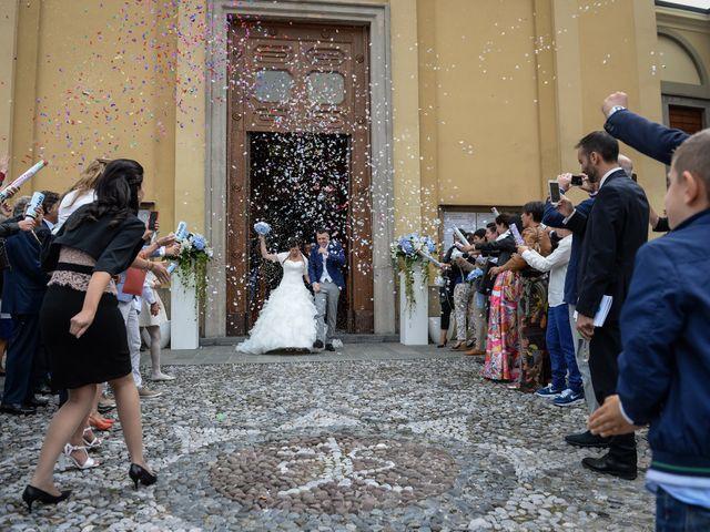 Il matrimonio di Dario e Isabella a Ranica, Bergamo 22