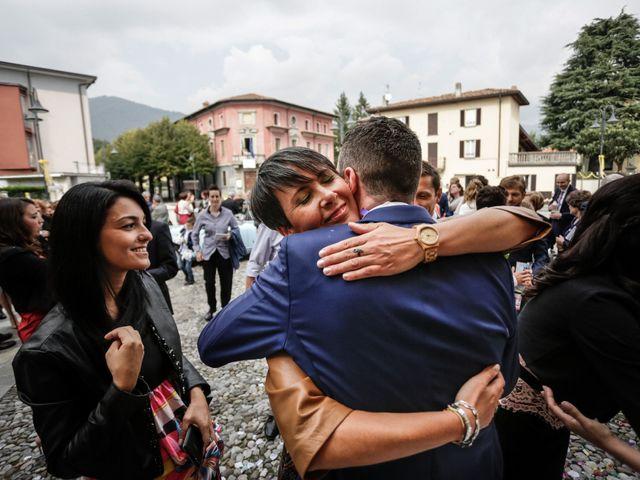 Il matrimonio di Dario e Isabella a Ranica, Bergamo 23