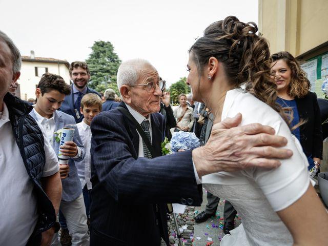 Il matrimonio di Dario e Isabella a Ranica, Bergamo 24