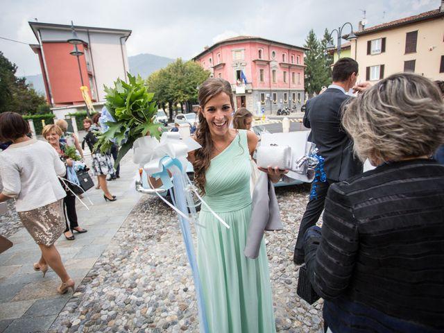 Il matrimonio di Dario e Isabella a Ranica, Bergamo 25
