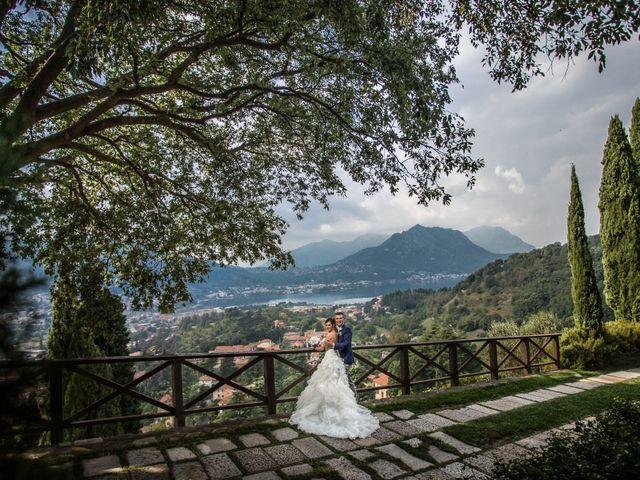 Il matrimonio di Dario e Isabella a Ranica, Bergamo 29