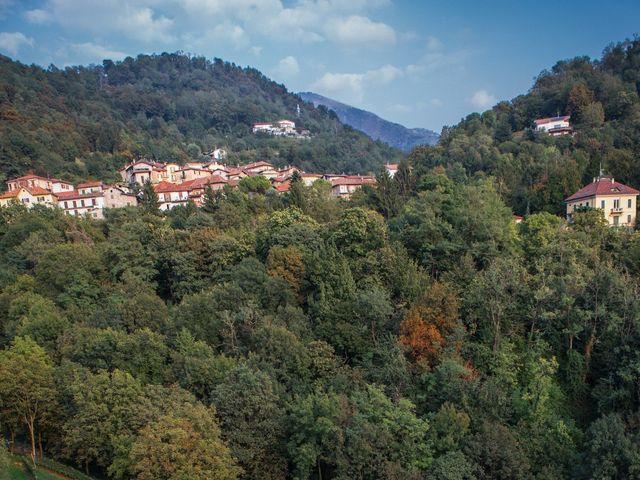 Il matrimonio di Dario e Isabella a Ranica, Bergamo 34