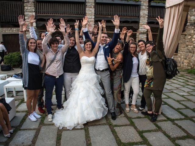 Il matrimonio di Dario e Isabella a Ranica, Bergamo 37