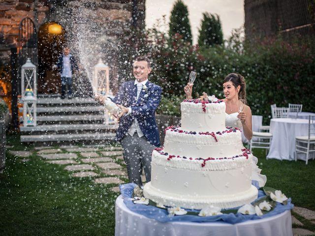 Il matrimonio di Dario e Isabella a Ranica, Bergamo 41