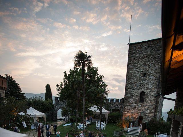 Il matrimonio di Dario e Isabella a Ranica, Bergamo 42