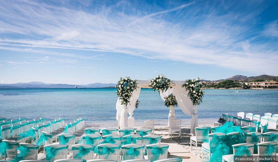 Il matrimonio di Pietro e Sabrina a Golfo Aranci, Sassari