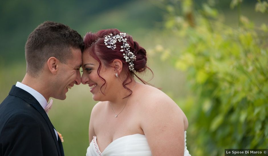 Il matrimonio di Alberto e Federica a Casale Monferrato, Alessandria