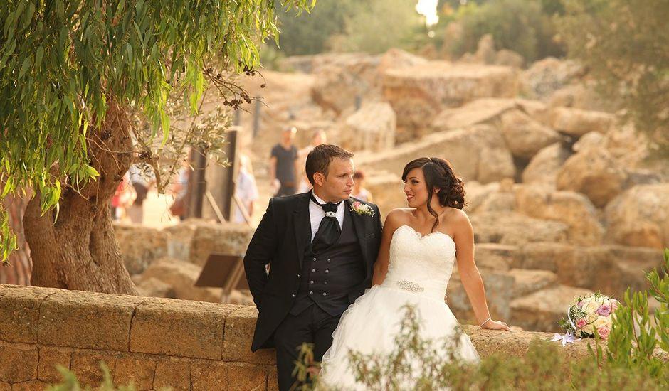 Il matrimonio di Giuseppe e Selenia a Agrigento, Agrigento