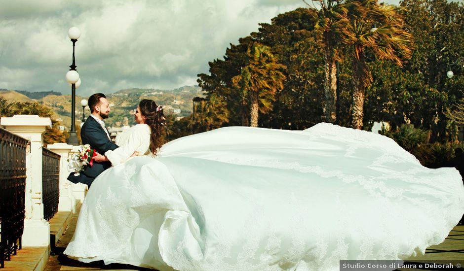 Il matrimonio di Giovanna e Domenico a Reggio di Calabria, Reggio Calabria