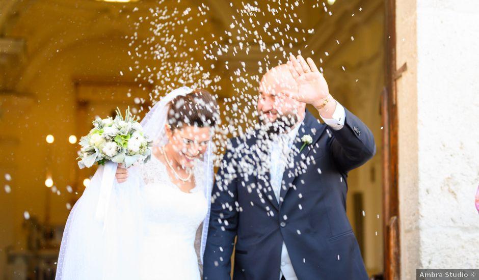 Il matrimonio di Grazia e Ottavio a Limatola, Benevento