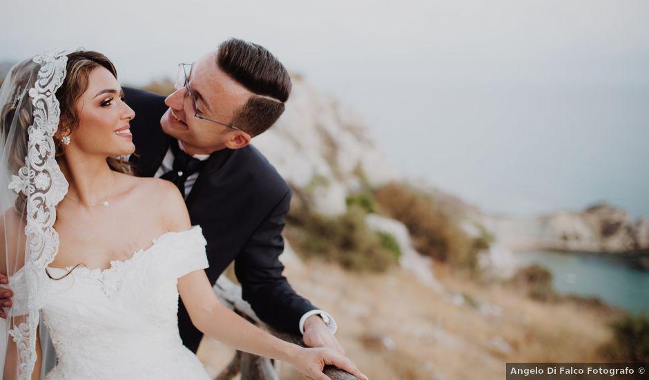 Il matrimonio di Sandro e Jennifer a Agrigento, Agrigento