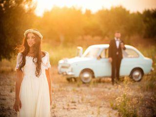 Le nozze di Roberta e Nico