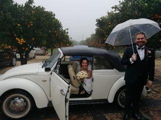 Le nozze di Marianna e Massimo