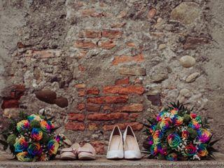 Le nozze di Miriam e Gianluca 1