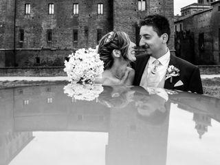 Le nozze di Claudia e Diego