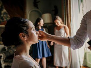 Le nozze di Alexandra e Nicolas 3