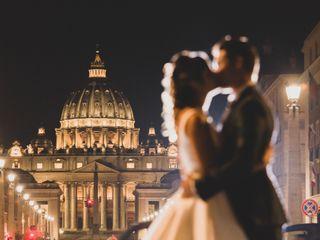 Le nozze di Ilaria e Mirko
