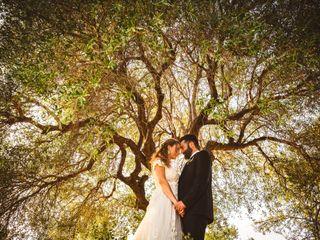 Le nozze di Rosi e Santoro