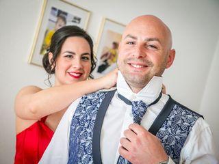 Le nozze di Stephanie e Nicola 2