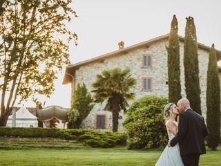 Le nozze di Stephanie e Nicola