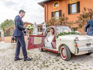 Le nozze di Stefano e Silvia 1