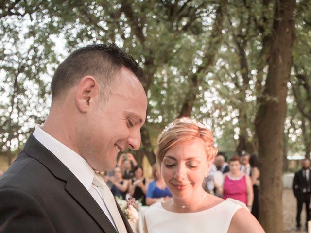 Il matrimonio di Michele e Luciana a Botrugno, Lecce 10