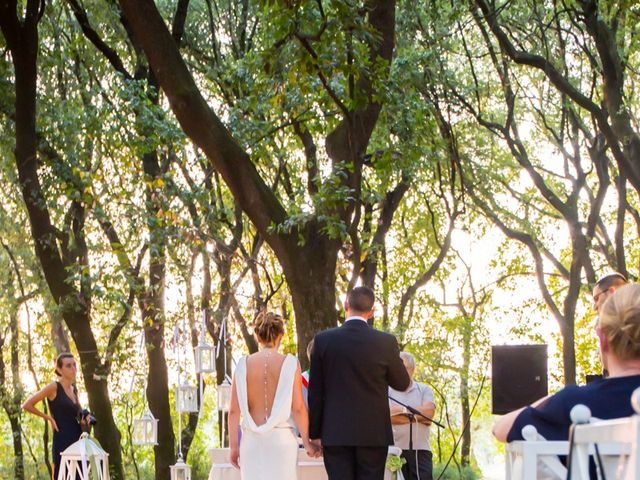Il matrimonio di Michele e Luciana a Botrugno, Lecce 13