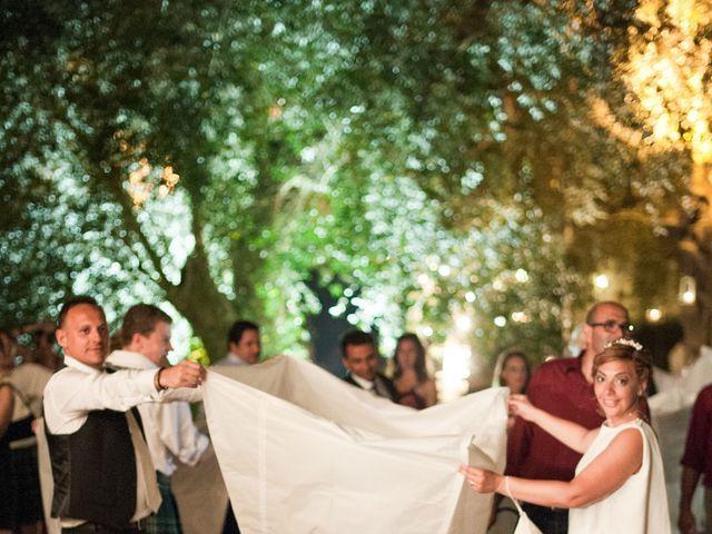 Il matrimonio di Michele e Luciana a Botrugno, Lecce 51