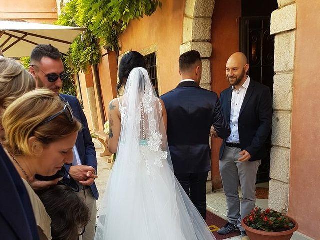 Il matrimonio di Matteo e Roberta a Pescantina, Verona 5
