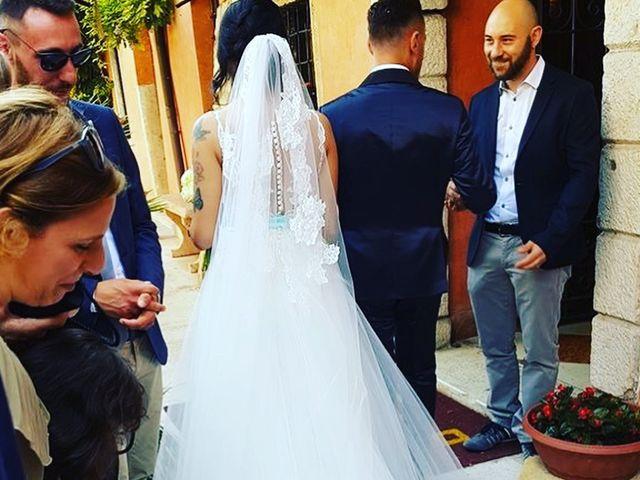Il matrimonio di Matteo e Roberta a Pescantina, Verona 7