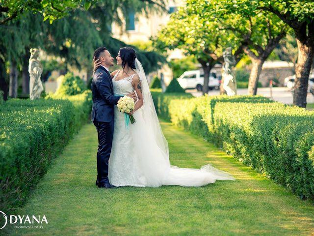 Il matrimonio di Matteo e Roberta a Pescantina, Verona 19