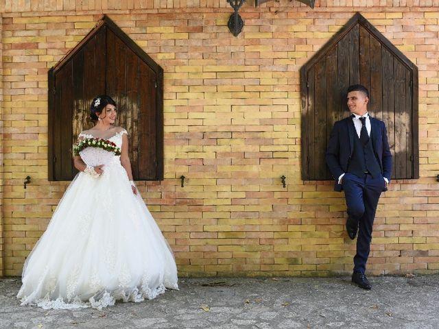 Il matrimonio di Piero e Maria  a Corigliano Calabro, Cosenza 66