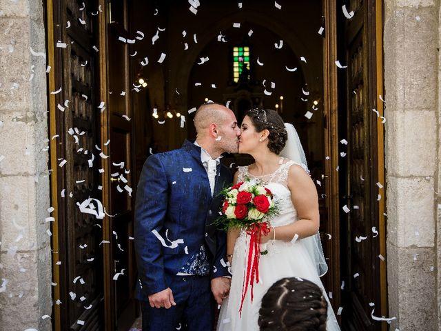 Il matrimonio di Antonio e Alessandra a Serri, Cagliari 1