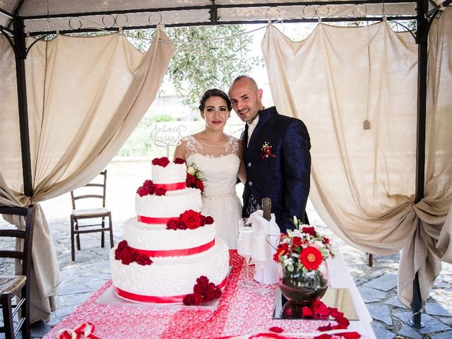 Il matrimonio di Antonio e Alessandra a Serri, Cagliari 3