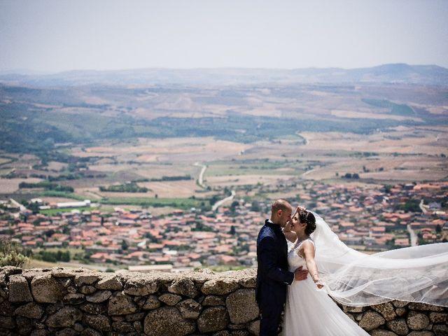 Il matrimonio di Antonio e Alessandra a Serri, Cagliari 4