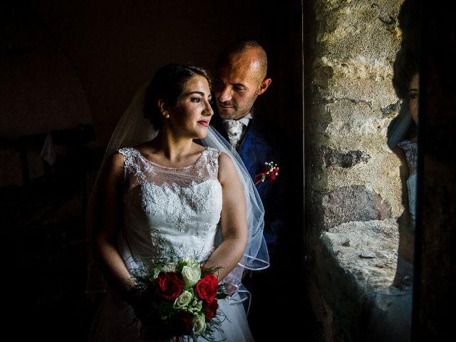 Il matrimonio di Antonio e Alessandra a Serri, Cagliari 5