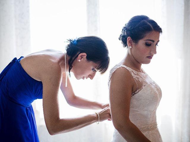 Il matrimonio di Antonio e Alessandra a Serri, Cagliari 7
