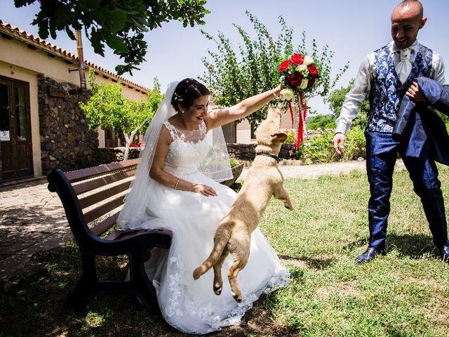 Il matrimonio di Antonio e Alessandra a Serri, Cagliari 8
