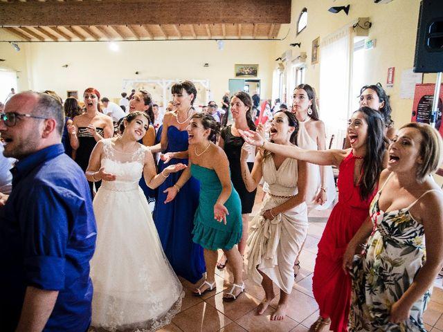 Il matrimonio di Antonio e Alessandra a Serri, Cagliari 12