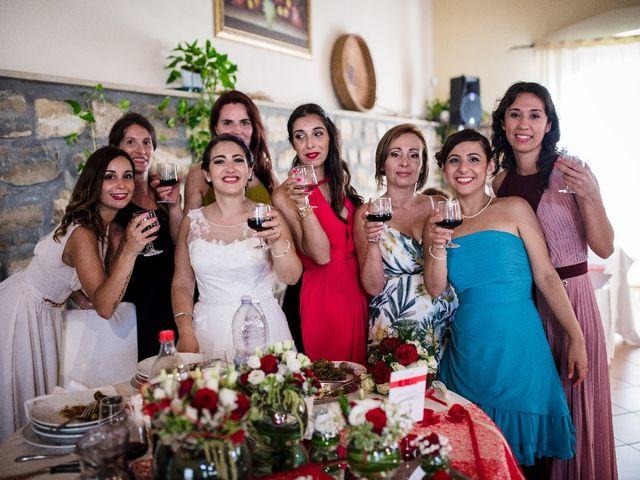 Il matrimonio di Antonio e Alessandra a Serri, Cagliari 13