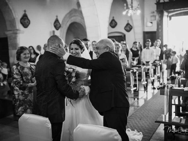 Il matrimonio di Antonio e Alessandra a Serri, Cagliari 15