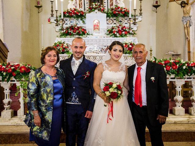 Il matrimonio di Antonio e Alessandra a Serri, Cagliari 17