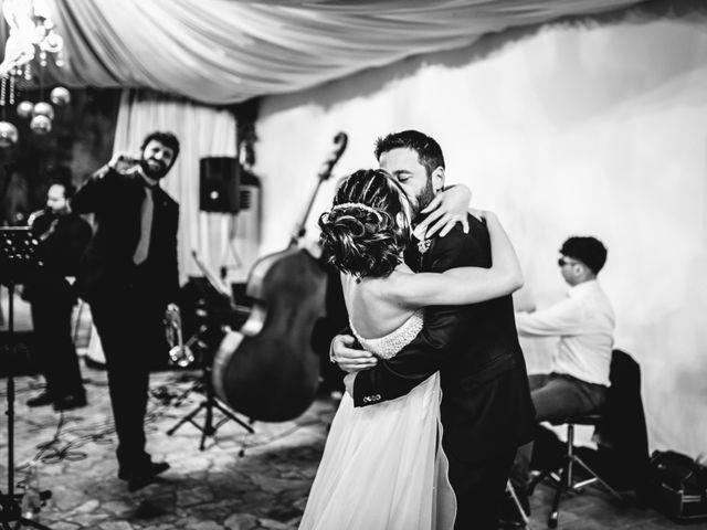 Le nozze di Martina e Peppe