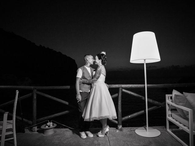 le nozze di Angela e Simona