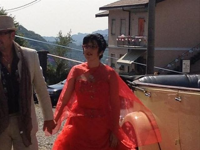 Il matrimonio di Eloise e Maurizio a Strozza, Bergamo 3